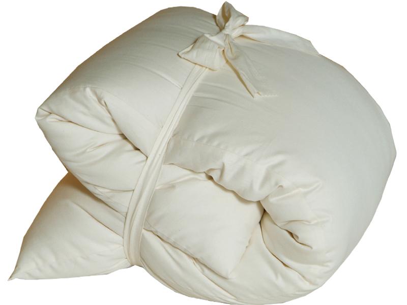 Organic Cotton Body Pillow