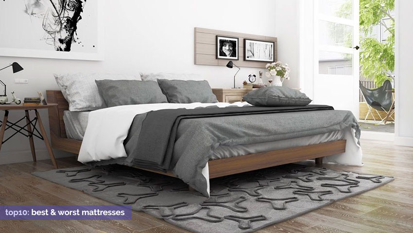 Loom Sofa Best Mattress Reviews 2019: The Top 10 And Worst 10 Beds
