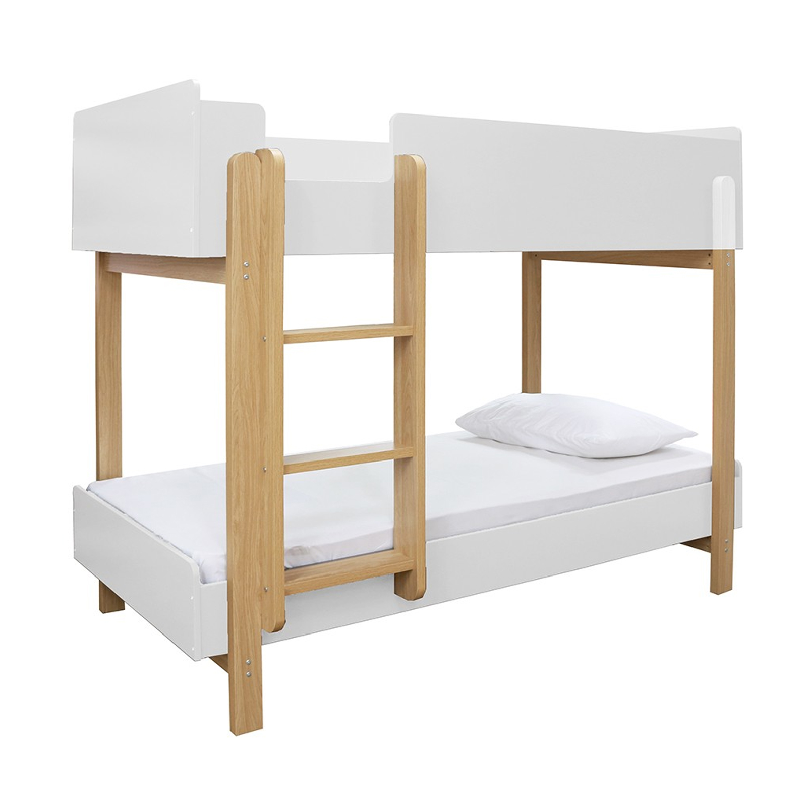 White Wooden Bunk Beds Hero Wooden Grey Or White Navy Bunk Bed Sleep Kings