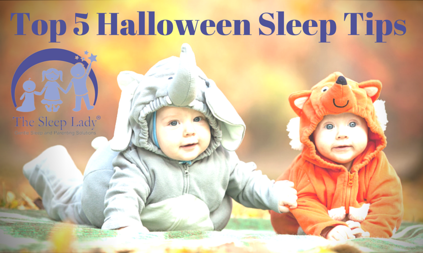 Top 5 Halloween Sleep Tips