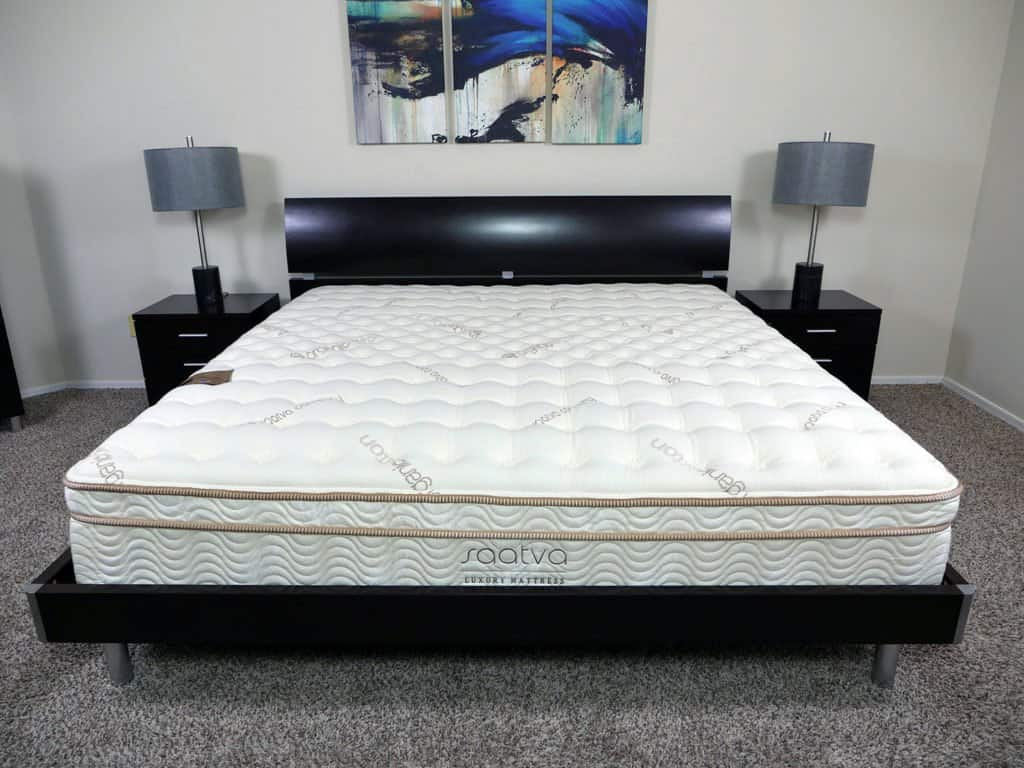 Simmons Beautyrest Jennings Saatva Vs Simmons Beautyrest Black Mattress Review Sleepopolis