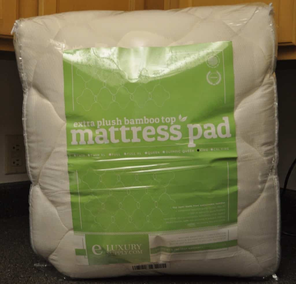 Bamboo Mattress Topper Review Eluxurysupply Bamboo Mattress Pad Review Sleepopolis