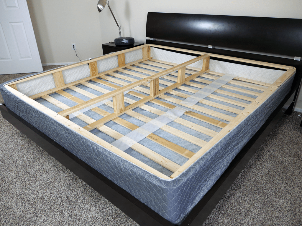 Bedrok Boxspring Ghostbed Boxspring Foundation Review | Sleepopolis
