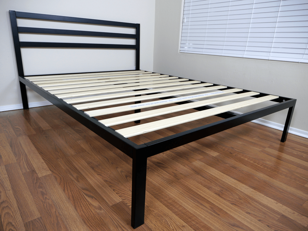 Low To The Ground Bed Frame Small Bedroom Design Sleepopolis