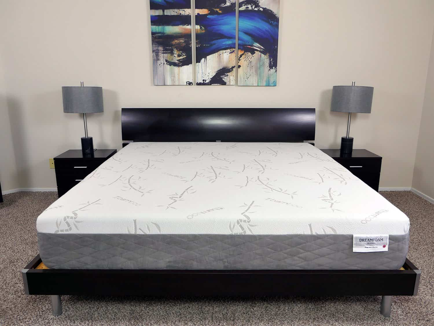 Dreams Mattress Guarantee Dreamfoam Bedding Ipedic Sojourn Mattress Review Sleepopolis