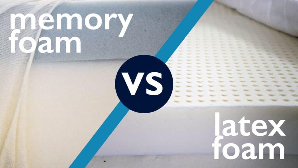memory foam vs