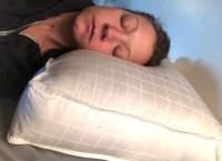 Beyond Down Gel Fiber Side Sleeper Pillow Review | Sleepopolis