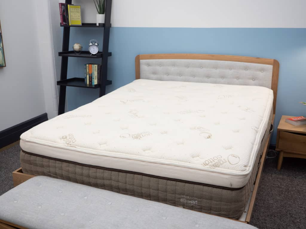 Latex Foam Mattress Nest Hybrid Latex Mattress Review Is A Natural Bed For You