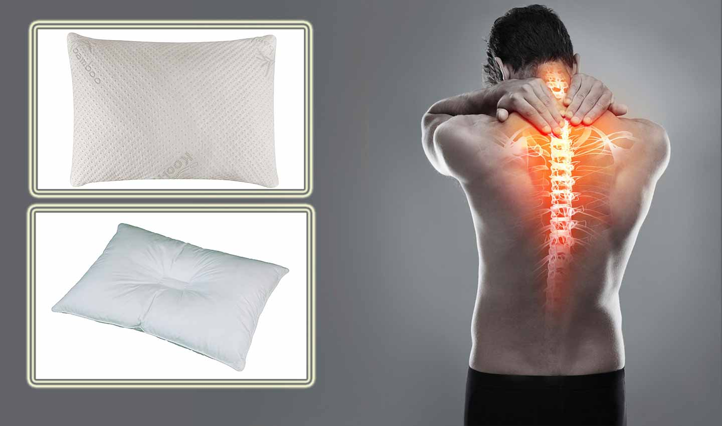 Best Pillow For Sleeping On Your Back The 10 Best Pillows For Back Pain Relief Updated 2019