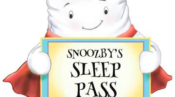 Snoozby holding sign FIN 3 (2)