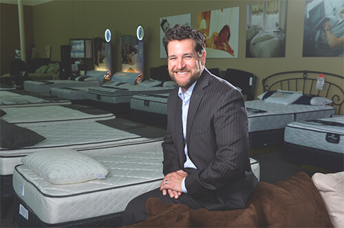 Spiller Furniture Mattress Banks On Relationships Sleep Savvy