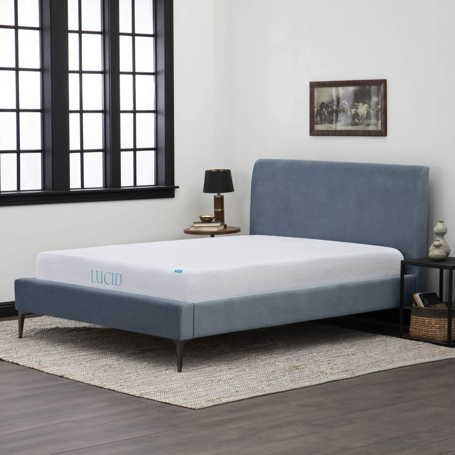 Best Mattress Amazon Lucid Mattress Review The Sleep Sherpa