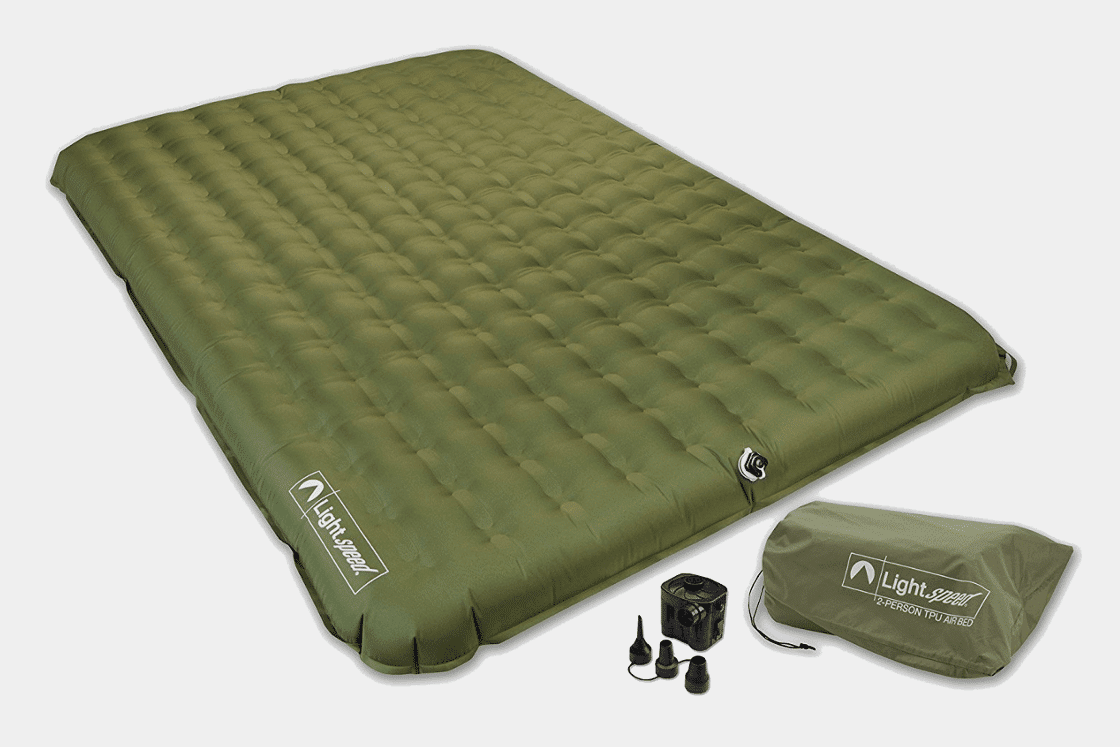 Comfy Air Mattress The Best Air Mattresses For Camping We Review 10 Options