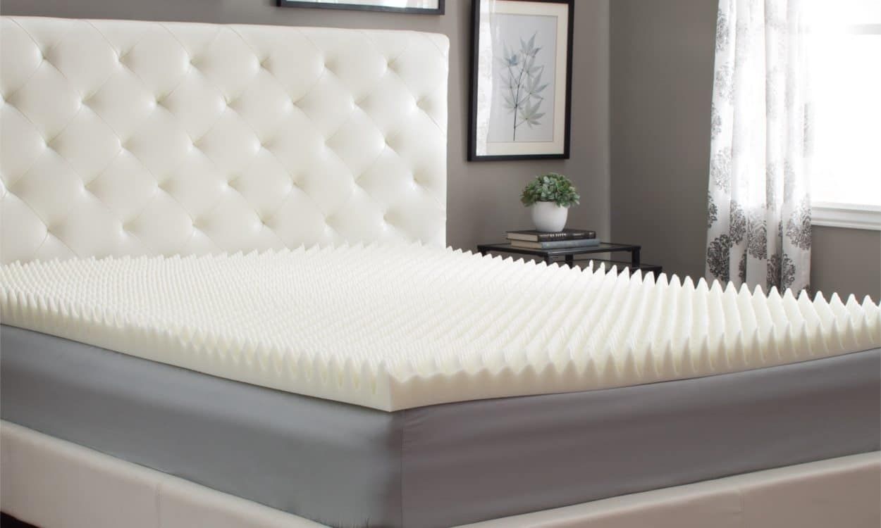 Memory Foam Mattress Toppers How To Clean A Memory Foam Mattress Topper In A Few Simple Steps