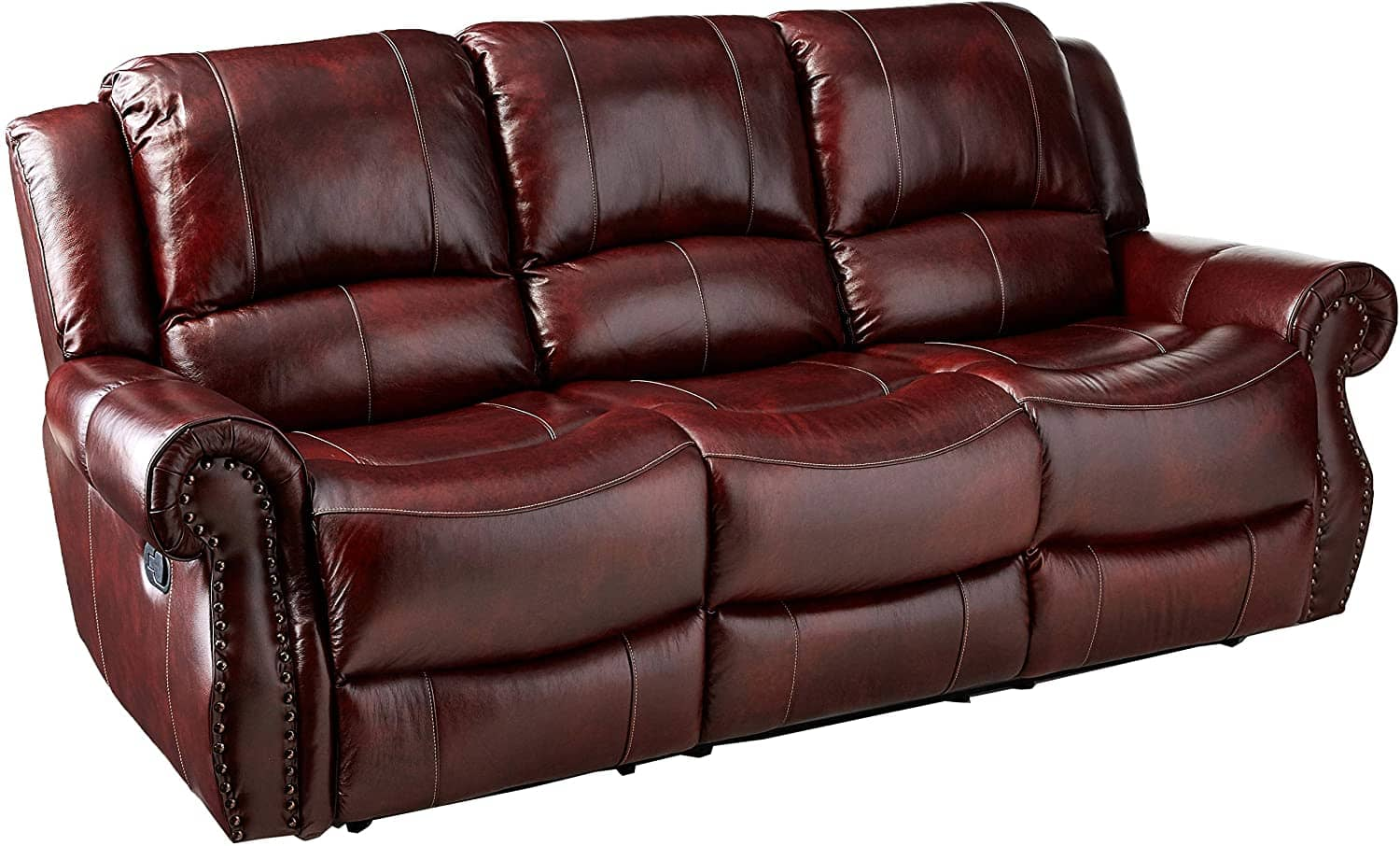 The 8 Best Reclining Sofas Most Comfortable Recliners Reviews Buyer S Guide