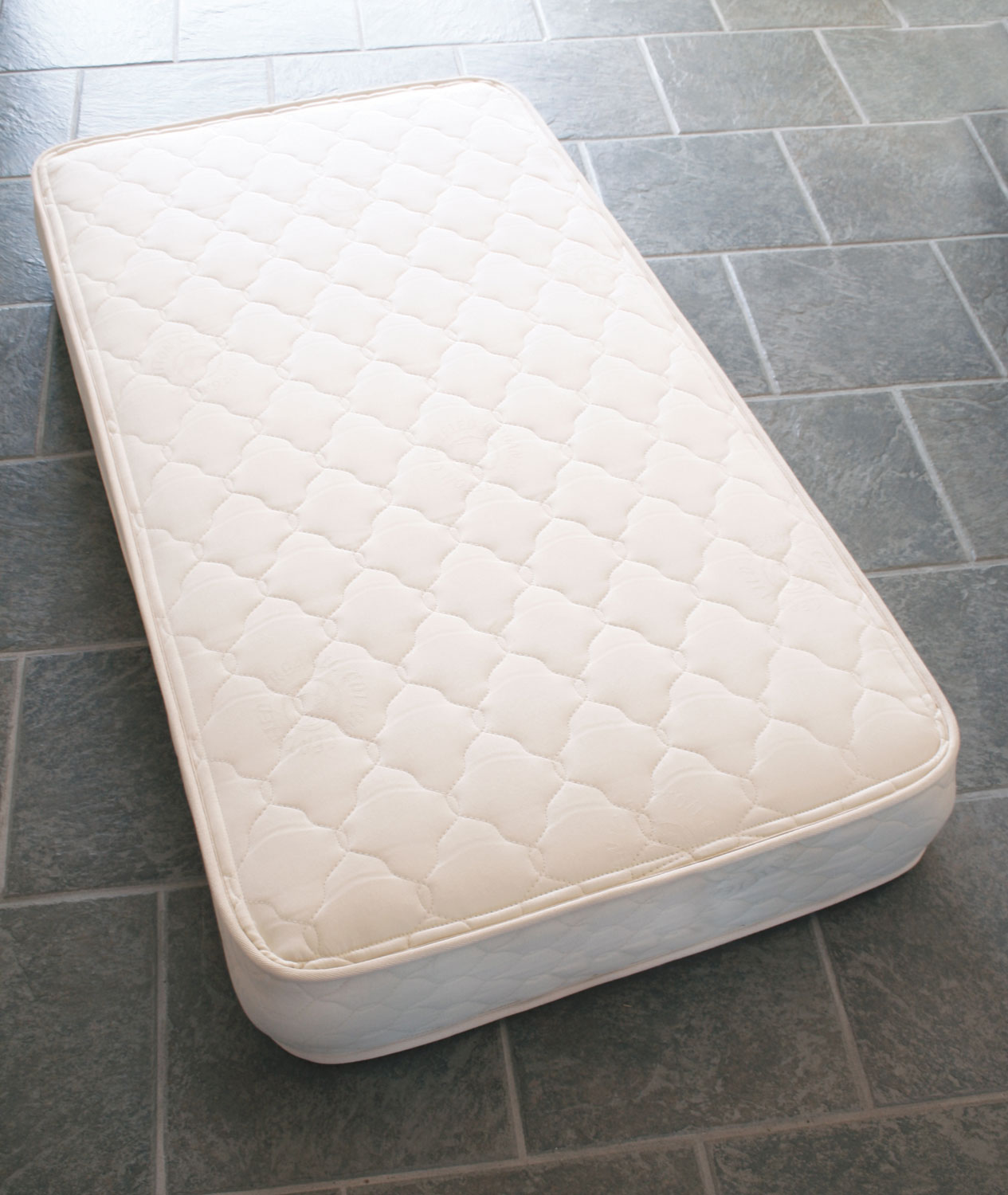 Rubber Mattress Certified Organic Natural Rubber Crib Mattress Sleepworks