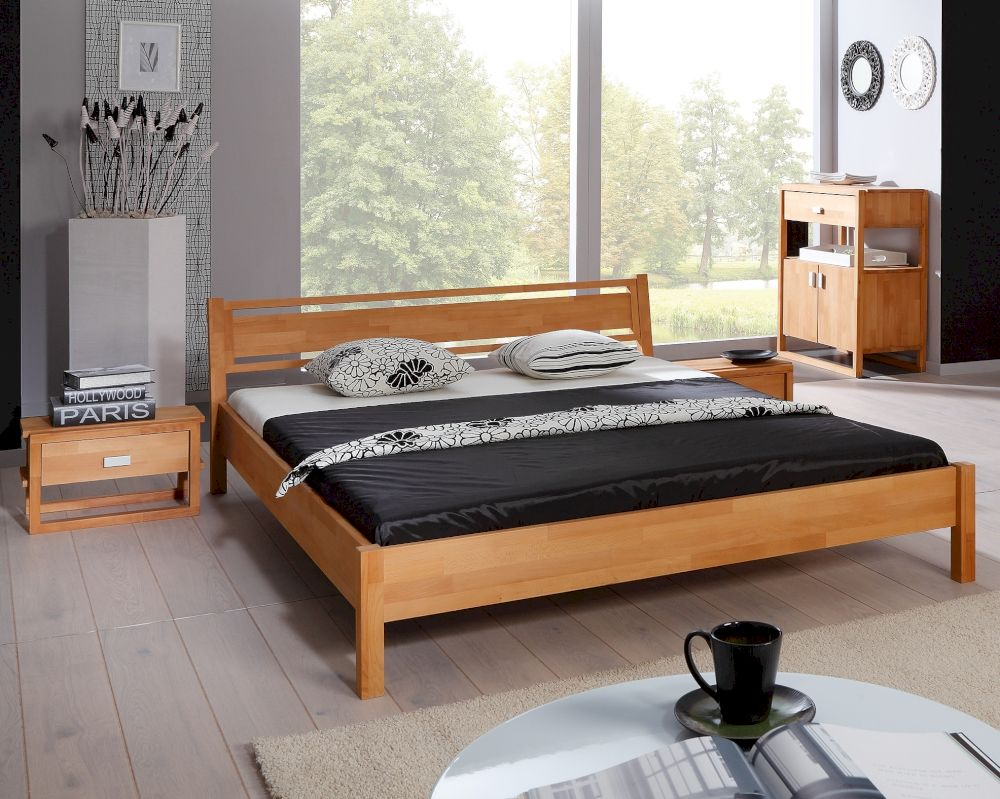 Bett Bestellen The Beds Minimal Massivholz Bett