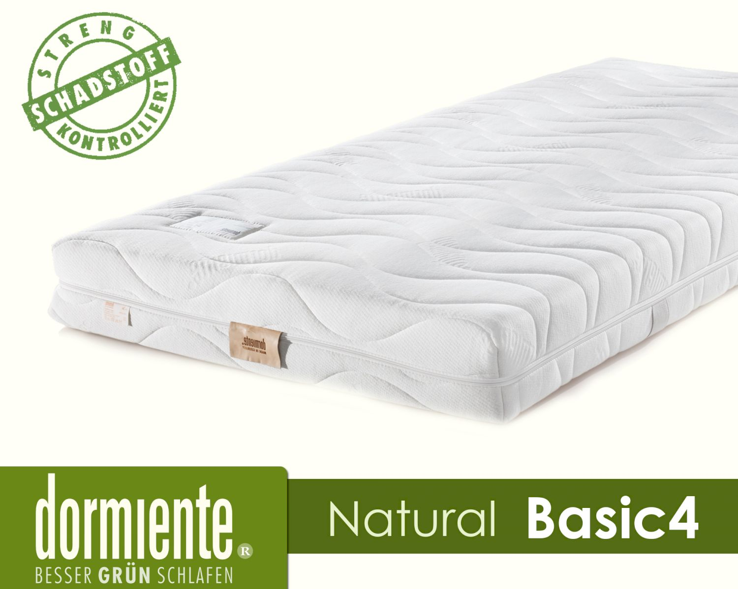 Matratzen Für Verstellbare Lattenroste Dormiente Natural Basic 4 Latex-matratzen • Slewo.com