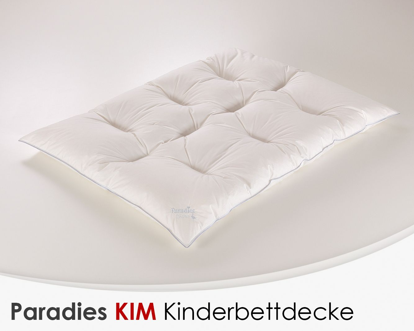 Paradies Baby Bettdecken Set Paradies Kim Daunen Baby Und Kinderdecke