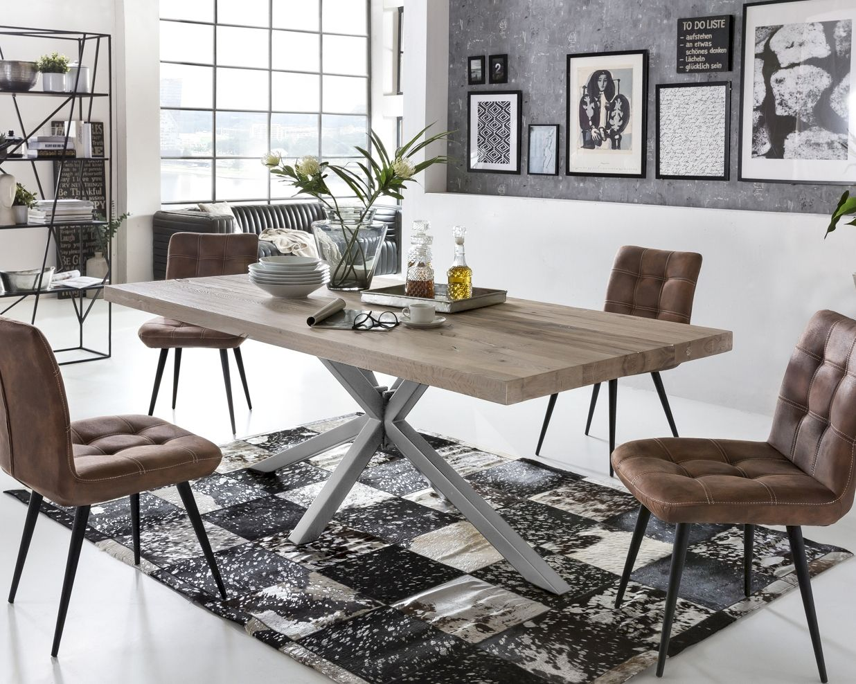 Exklusive Esstische Massivholz Sit Tops Tables Esstisch Massivholz Timber Slewo