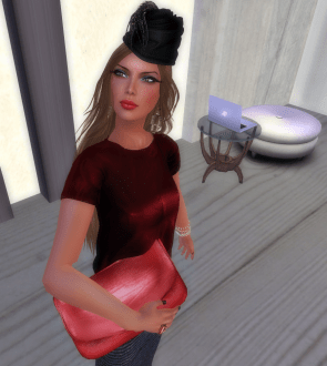 Gifts from around the Second Life Grid