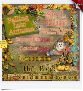 falling into autumn 2