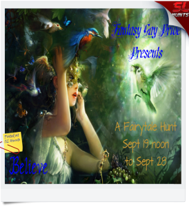 Fairy Tale hunt 2014