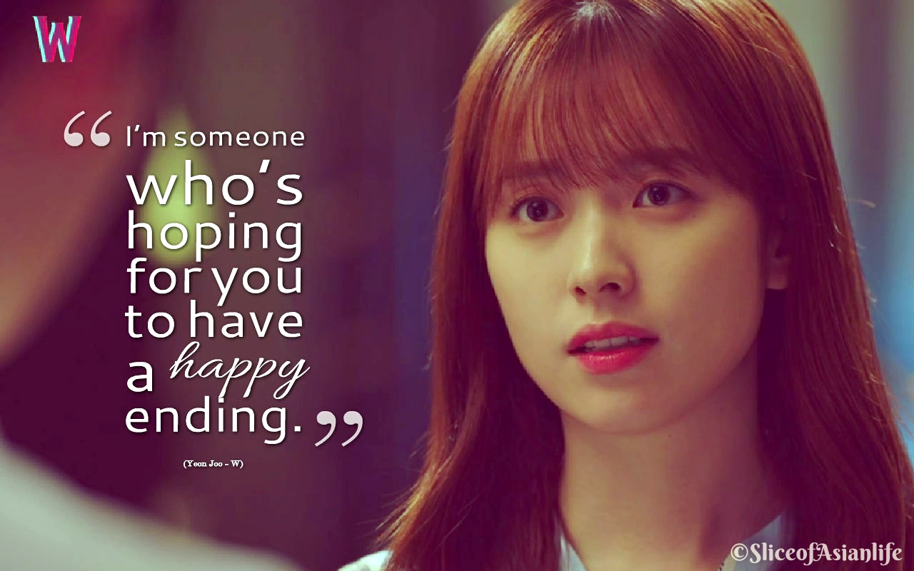 Creature Girl Wallpaper W Two Worlds Kdrama Quotes Slice Of Life