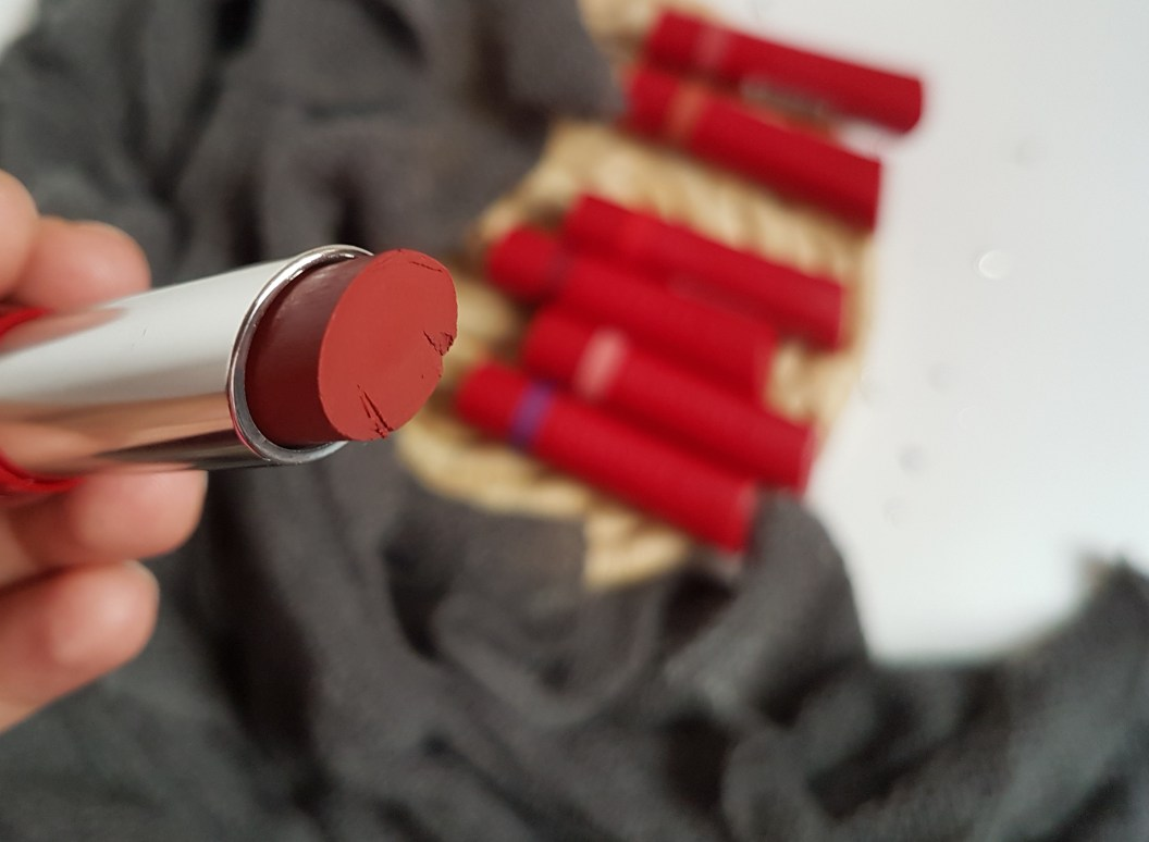 Rimmel The Only One Matte Lipstick 750 Look Who's Talking