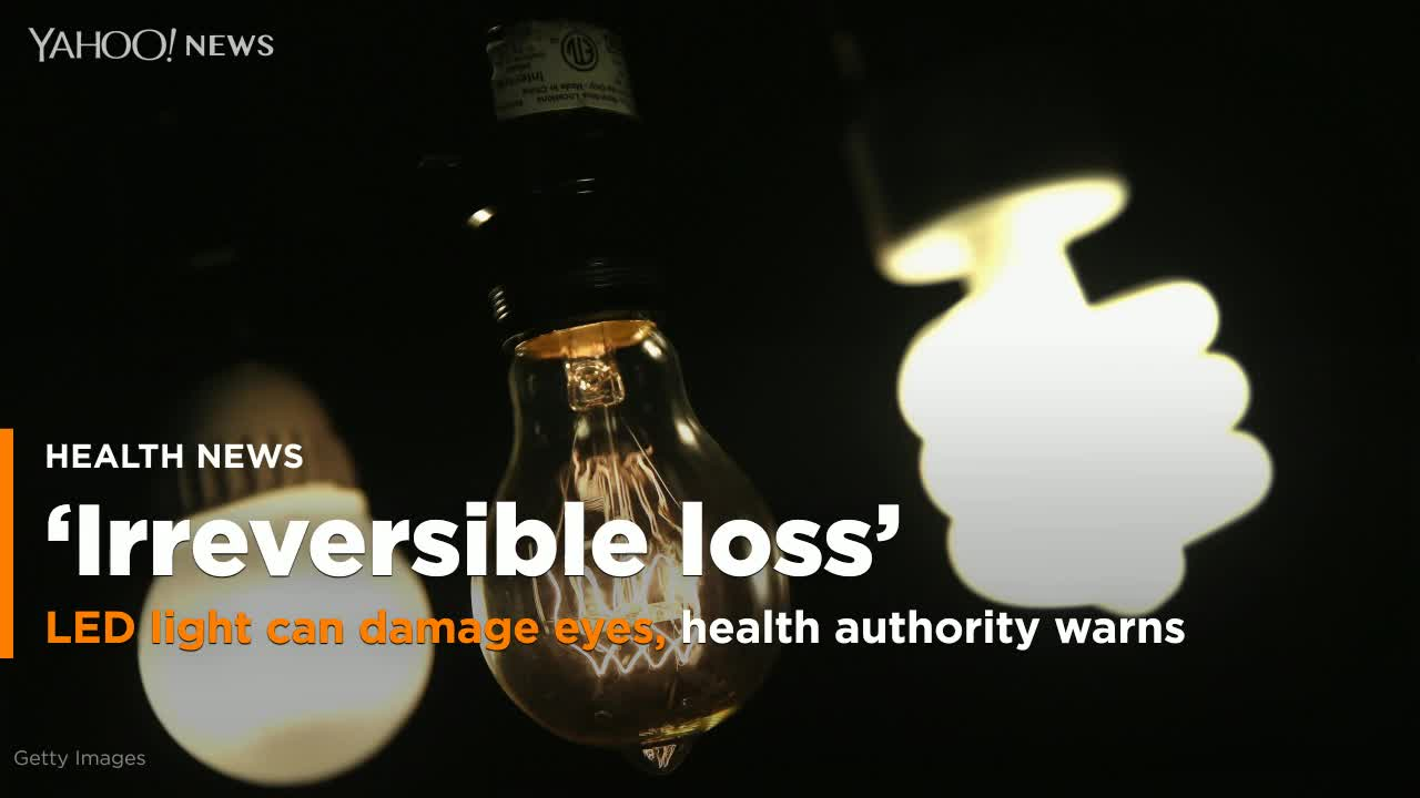 Led Lights Bad Health Led Light Can Damage Eyes Health Authority Warns