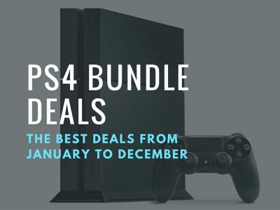 When and Where to Find the Best PS4 Bundle Deals - Slickdeals.net