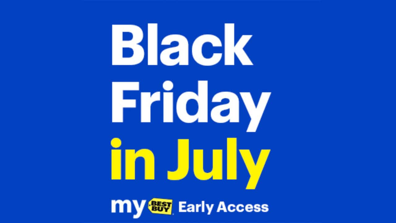 Black Friday Top Deals Best Buy S Black Friday In July Is Discounting Tons Of Items