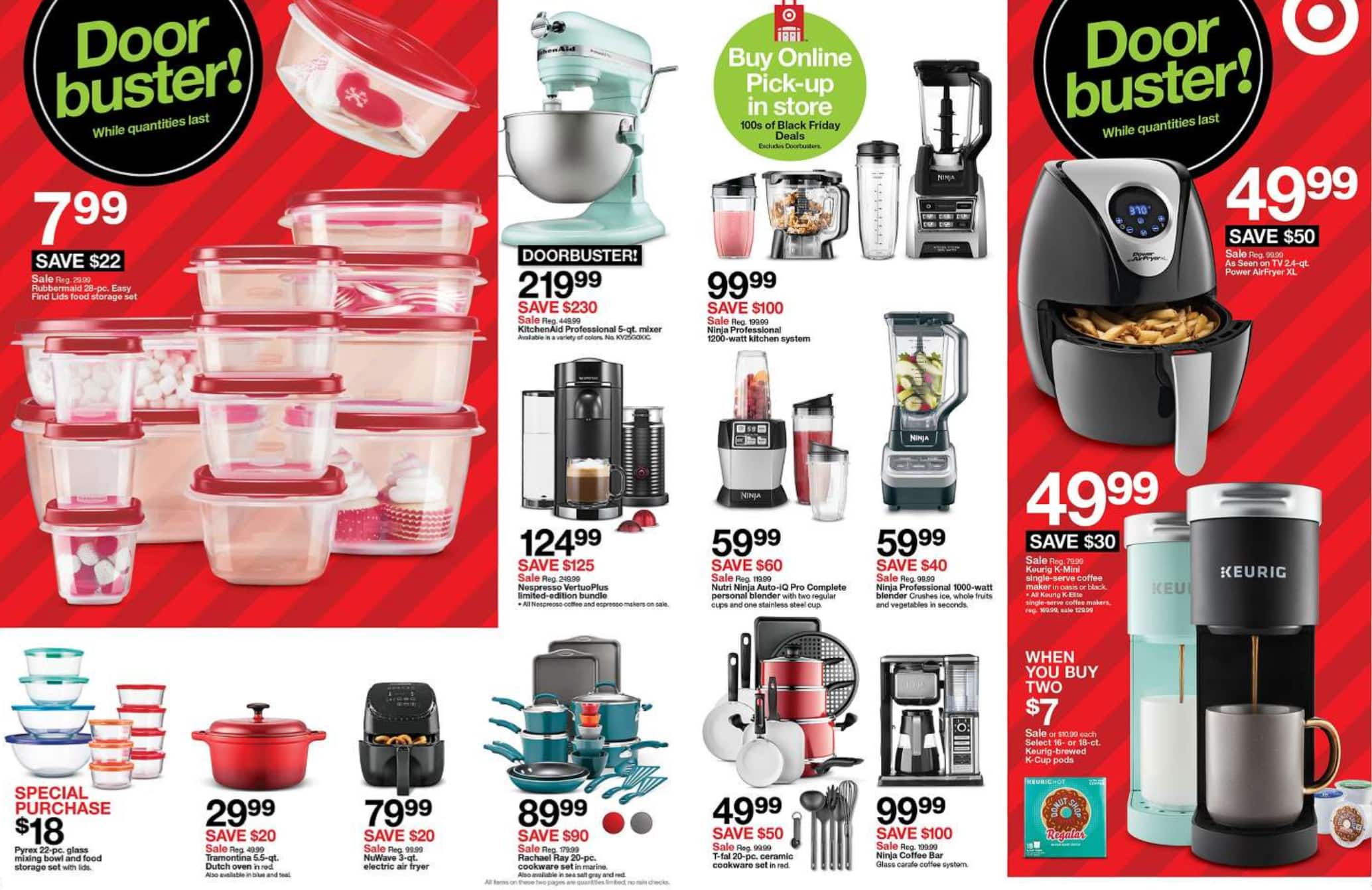 Black Friday Specials The Best Deals From The 2018 Target Black Friday Sale