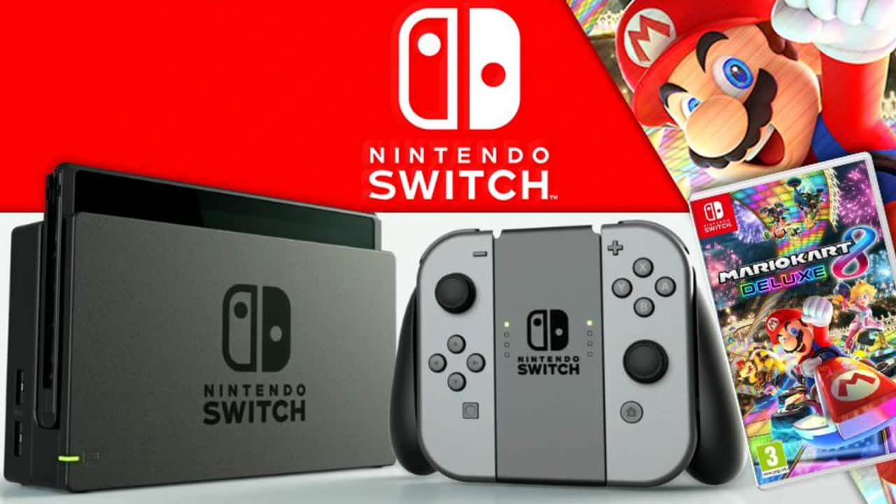 Black Fridaz The Best Nintendo Switch Bundle Deal For Black Friday 2018
