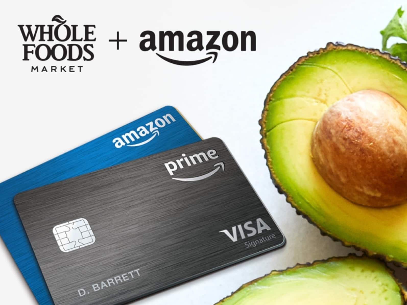 Amazon Whole Foods Amazon Cardholders Can Earn Double Rewards At Whole Foods Market