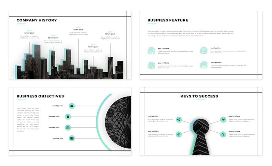 Construction PowerPoint Template and Keynote Slide - Slidebazaar