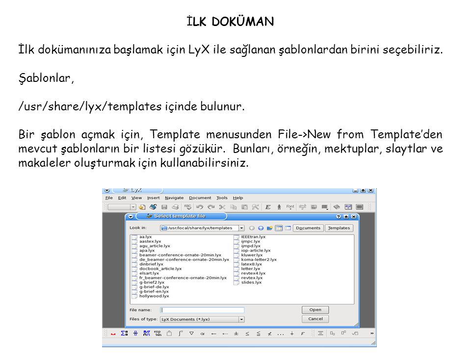 Lyx Templates latex templates academic journals lyx on mac how to