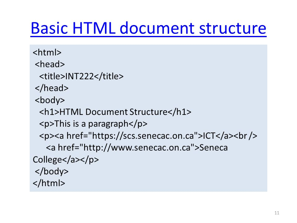 INT222 \u2013 Internet Fundamentals - ppt video online download