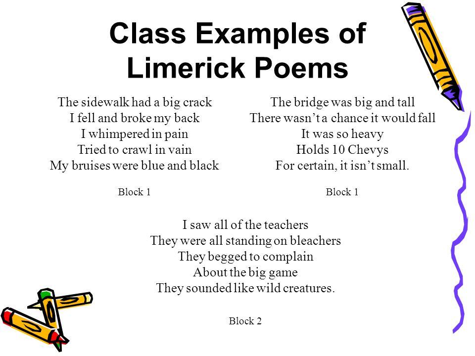 Unique Limerick Template Composition - Professional Resume Examples ...