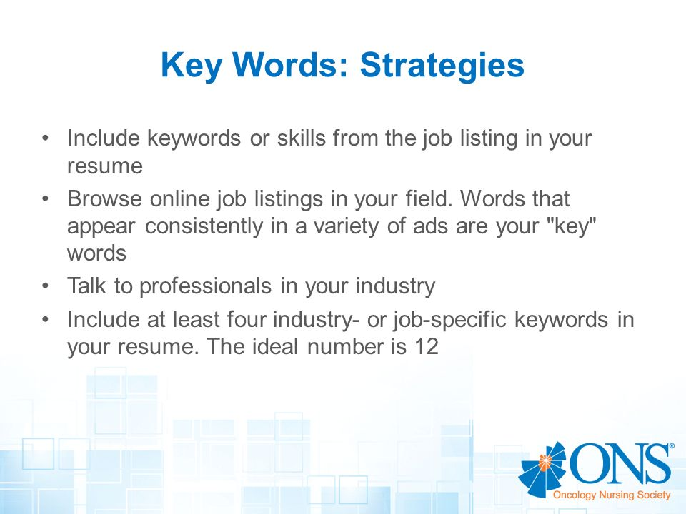Keywords In Resume Writing Awards And Published Work Brand Your