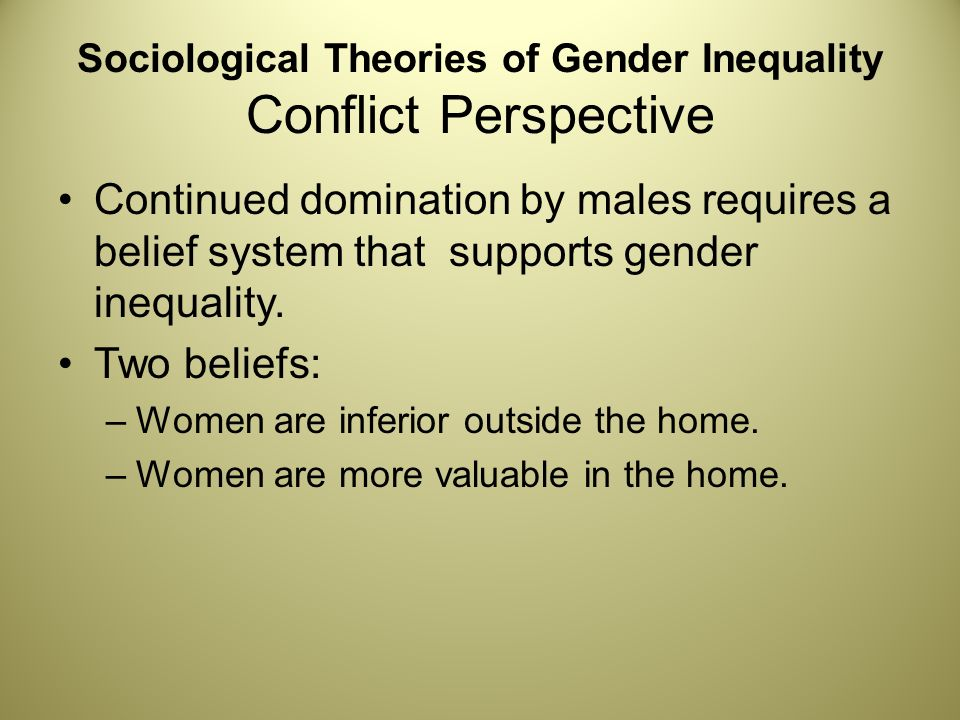 Sociology essay on gender inequality Custom paper Writing Service - gender inequality essay