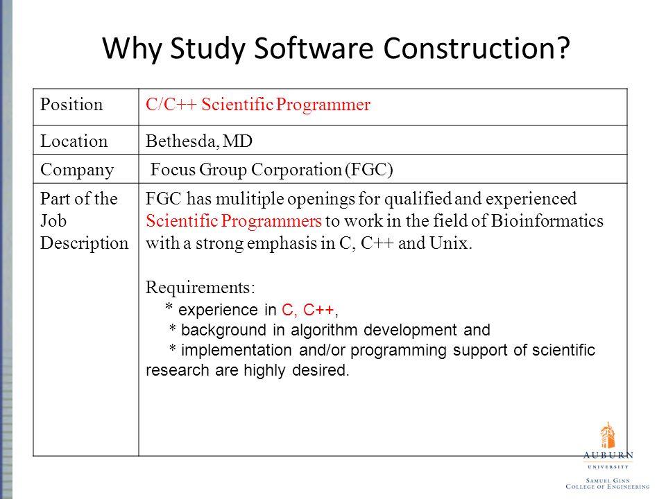 Programmer Job Description Software Developer Job Description - software developer job description