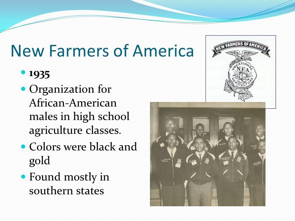new farmers of america - Tikirreitschule-pegasus - new farmers of america