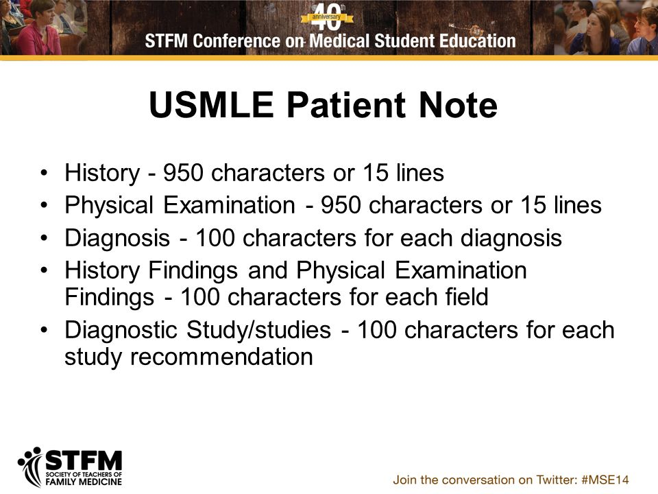 Use and Development and Evaluation of Post Encounter Note - patient note
