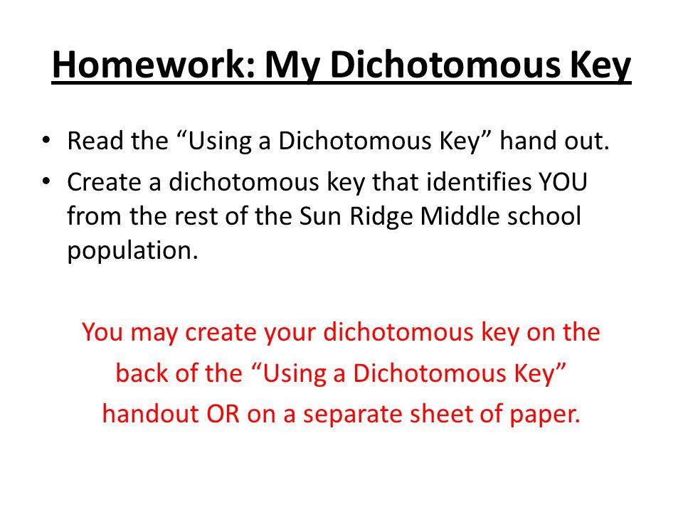 Dichotomous Keys - ppt video online download - dichotomous key template word