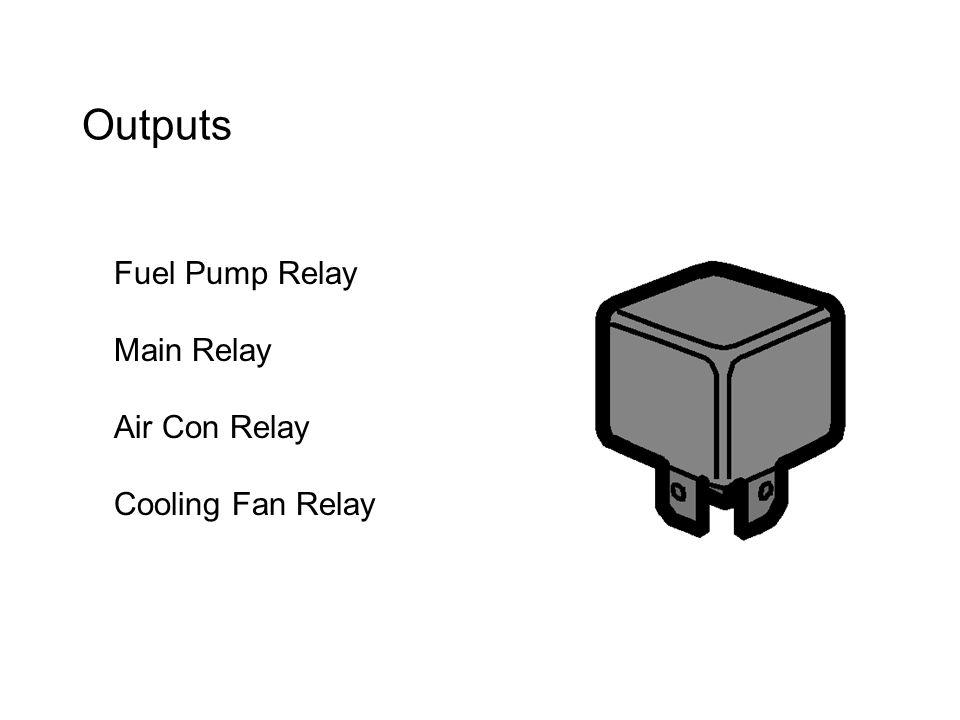 5 pin relay fuel pump
