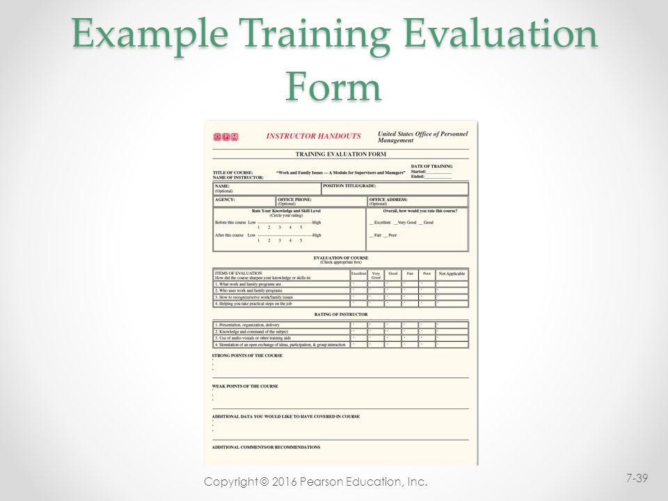 Instructor Evaluation Template - Eliolera - class evaluation template