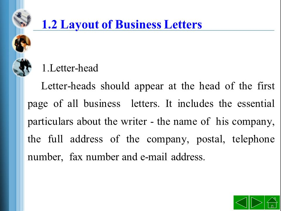 教学课件 Unit ppt video online download - company business letter