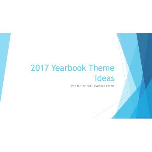 Medium Crop Of Yearbook Theme Ideas