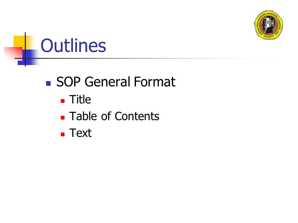 ... Sop Format Sop (Standard Operating Procedure) Completed 5 Steps   Sop  Format ...